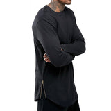 UpRock Long Sleeve Side Zip
