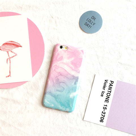 Unicorn Marble Case