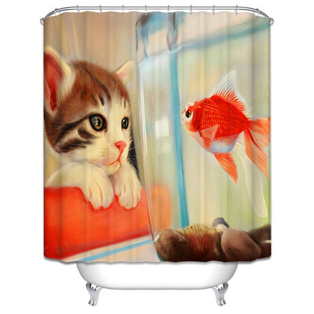Wonderous Shower Curtain
