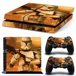 PhaseOne Skin - PS4 Protector