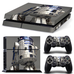 R2-D2 Skin - PS4 Protector