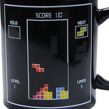Tetris Color Changing Mug