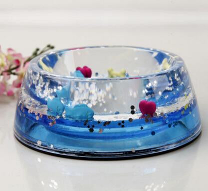 Sparkle Pet Food Bowl