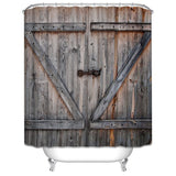 RusticRoom Shower Curtain