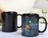 Solar System Color Changing Mug