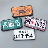 JDM Plates iPhone Case