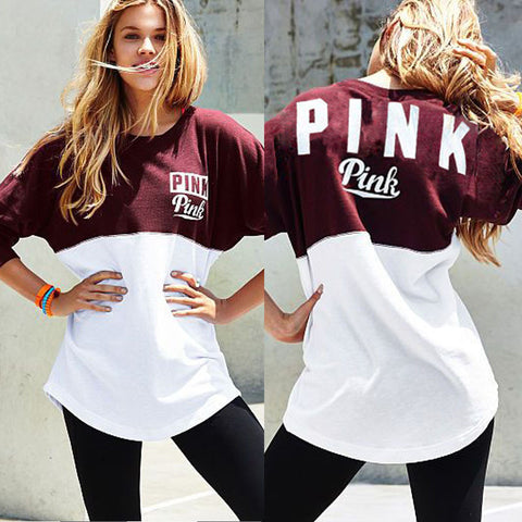 Baseball Inverted Tee Long Sleeve