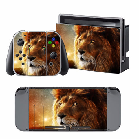 Leo Sun Skin - Nintendo Switch