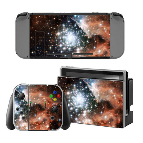 SpaceGlitter Skin - Nintendo Switch