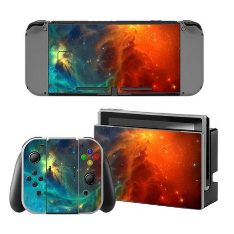 Twin Flame Skin - Nintendo Switch