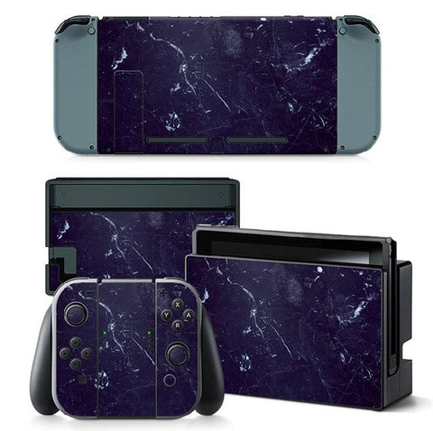 Midnight Marble Skin - Nintendo Switch
