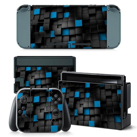 Matrix Skin - Nintendo Switch