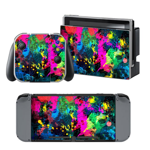 Gummy Wormz Skin - Nintendo Switch