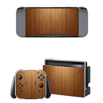 Wooden Skin - Nintendo Switch