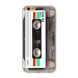 Retro Audiotape Case