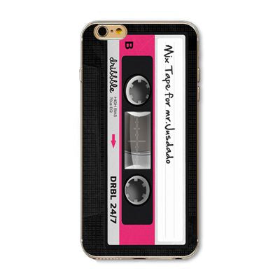 Retro Mixtape Case