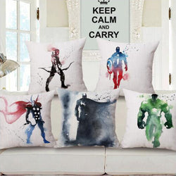 HelloDefiance, Comic Book Heroes Pillow Case, best, HelloDefiancecheap