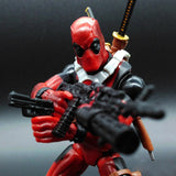 HelloDefiance, Deadpool Action Figure w/ Arsenal, best, HelloDefiancecheap