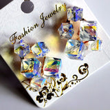 Light Cubes Earrings