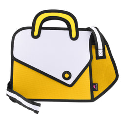 HelloDefiance, Yellow Passive - 2D Bag, best, HelloDefiancecheap