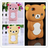 HelloDefiance, Relaxed Bear for iPhone 4/5 Models, best, HelloDefiancecheap