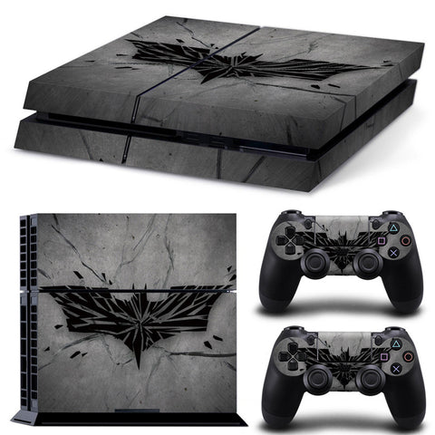HelloDefiance, Batman Fragmentation Skin - PS4 Protector, best, HelloDefiancecheap