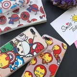 HelloDefiance, Baby Avengers for iPhone 5/6/7 Models, best, HelloDefiancecheap