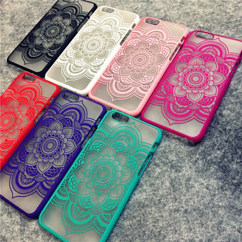 HelloDefiance, Mandala Palace Flower for iPhone 5/6/7 Models, best, HelloDefiancecheap