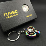 HelloDefiance, Spinning Turbocharger Keychain w/ Light JDM, best, HelloDefiancecheap