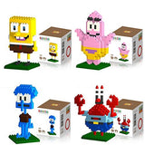 HelloDefiance, Mr. Krabs - Collectible Display Blocks, best, HelloDefiancecheap