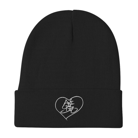 Swi or Die Embroidered Beanie