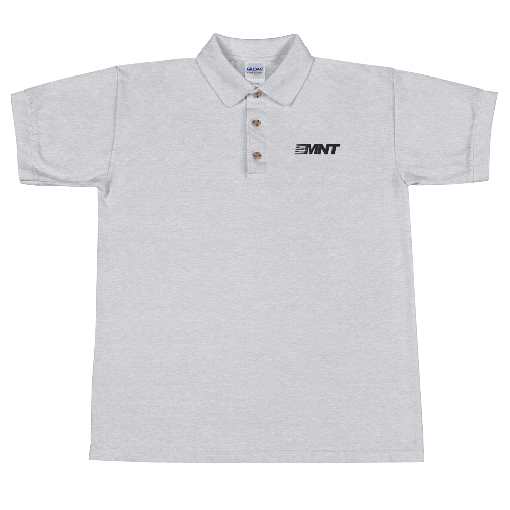 Embroidered The Yeez Polo Shirt