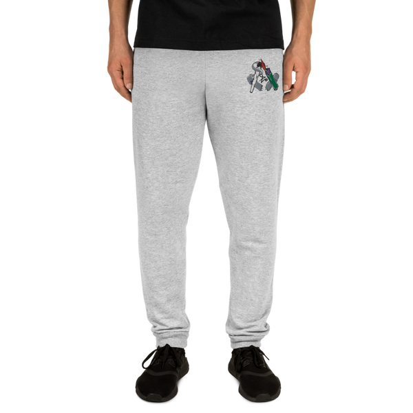 Embroidered Free Skatin' Joggers