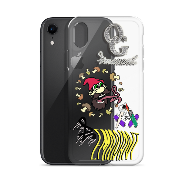 Emanant Goon iPhone Case