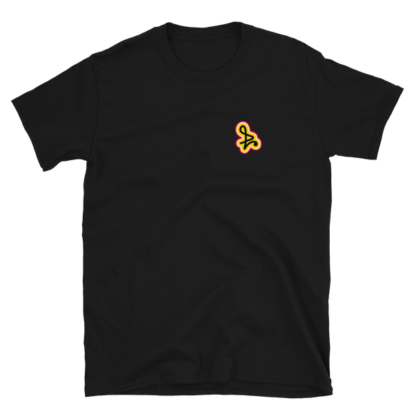 Red/Yellow Bloom T-Shirt