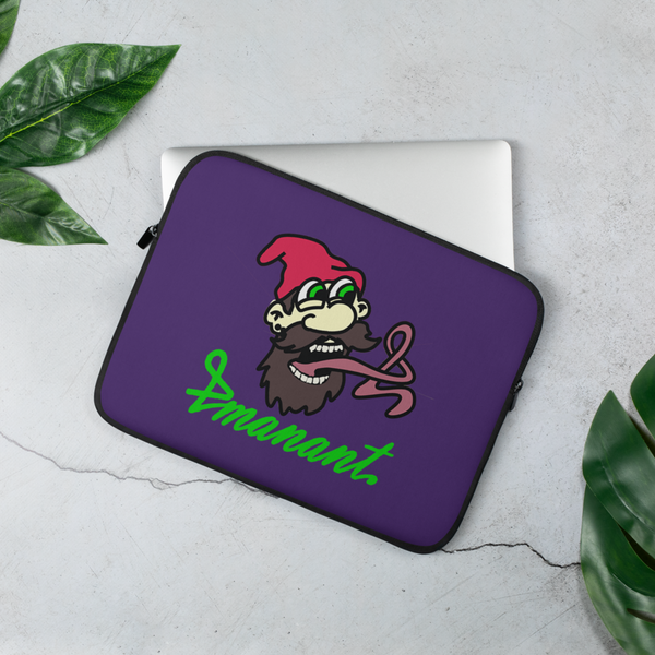 Gnomie Laptop Sleeve