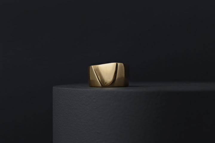CANYON RING - BRONZE