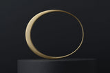 BRONZE OVAL BANGLE