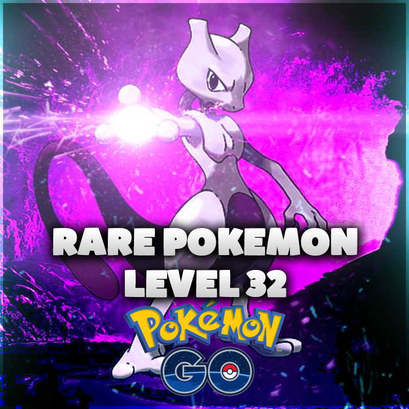 Pokemon Go Level 32 Male Character Accounts - NO TEAM w/ Lots of Lapras/Dragonite/Snorlax