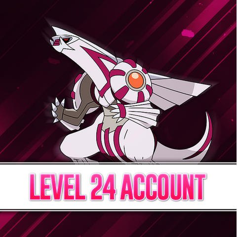 Level 24 Pokemon Go Account - High IV Pokemon, 2000+ CP Dragonite, Lapras, & Snorlax