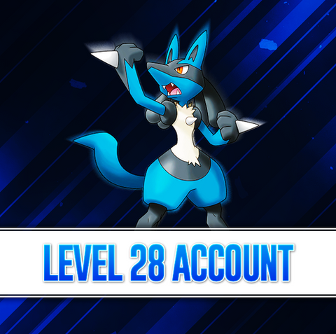Level 28 Pokemon Go Account - High IV Pokemon, Lot of Dragonite, Lapras & Snorlax