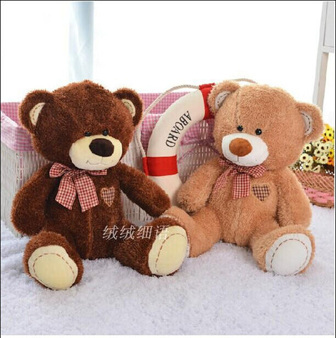 Love Bear Plush Toy Teddy Bears Two Colors High Quality
