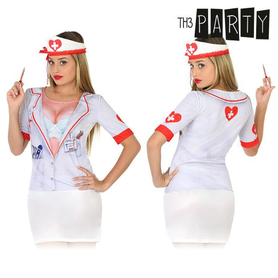 Adult T-shirt Th3 Party 6542 Bloody nurse