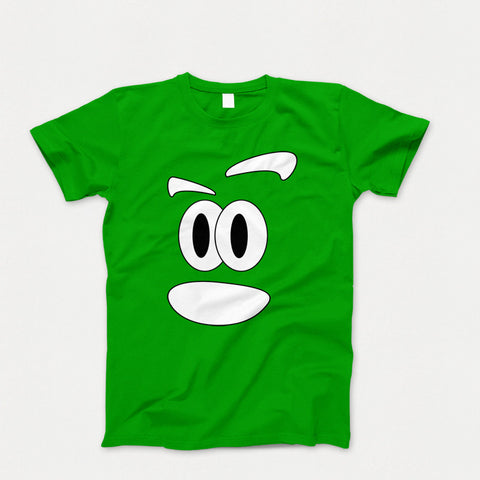 Unisex t-shirt with open eyes