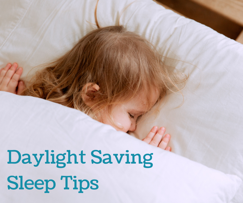 Daylight Saving Sleep Tips for Babies and Children