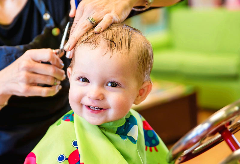 Things to Consider before Baby's First Haircut