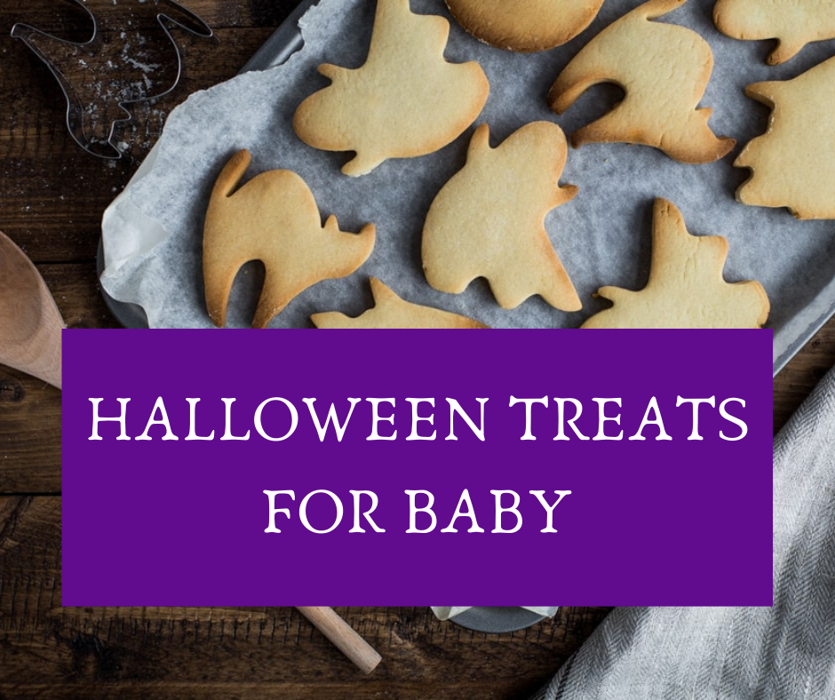 Halloween Treats for Baby