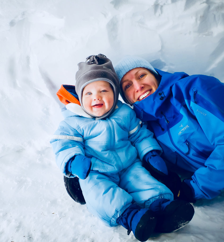 Gear to Get Baby Outside in the Snow