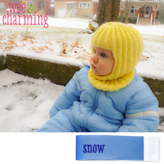 Wee & Charming Baby's First Snow