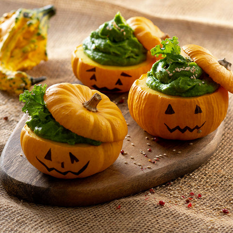Mini Pumpkin Bowls